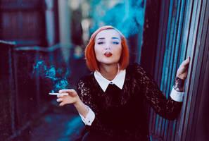 Smoke by juliadavis