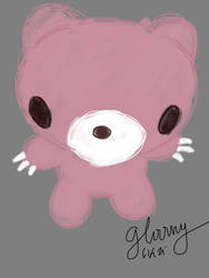 gloomy bear by wiihaemin