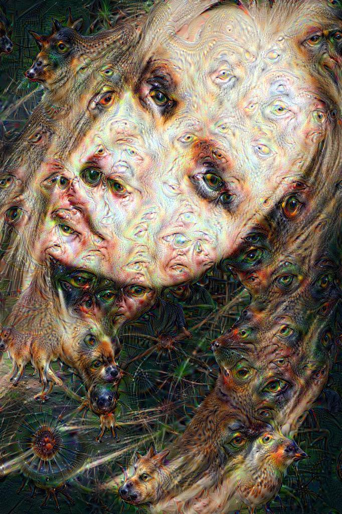 DeepDream by MyBlackPrince