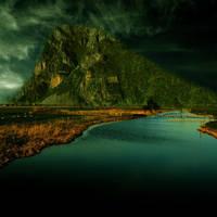 Orod en Glor-Mountain of Gold by soumyasm