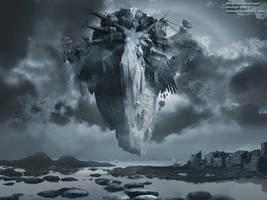 Shiva - the Destroyer by artsgr1e