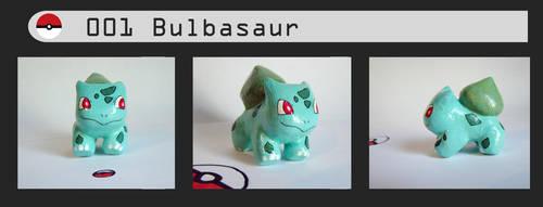 Pokemon : Bulbasaur by AnirBrokenear