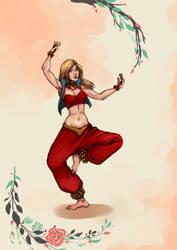 Bell Dancer Color by AnirBrokenear