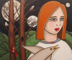 Moon Bride by KittyCooper