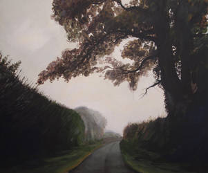 Road by KittyCooper