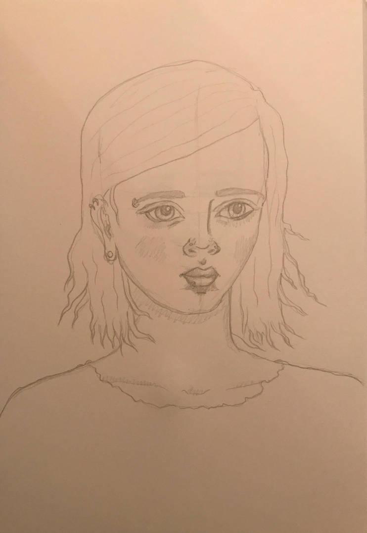 Sketch Nov 18 by KittyCooper