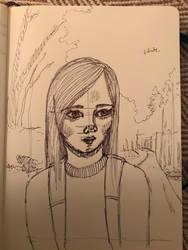 Sketch Oct 18 by KittyCooper