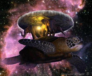 Great A'tuin by Schiraki