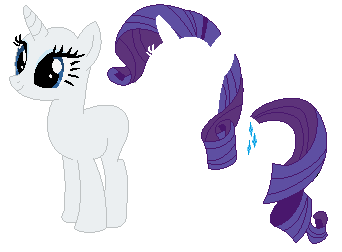 Rarity Base By Pianoconcert On Deviantart