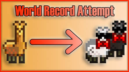 World Record Attempt by SmilerCore