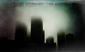 Good morning, Los Angeles by ballookey
