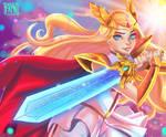 She-ra by lanfanarts