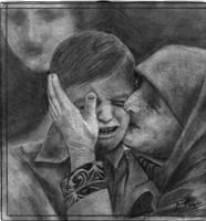 Palestine by Amjad-Miandad