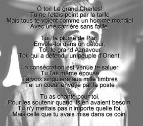 Aznavour by lorine19