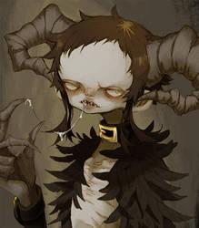 Ugly bird. by Embryu