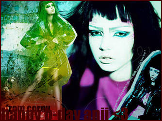 B-day Anji Chan by cornelia-black