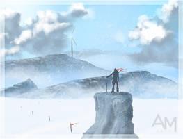 The Nomad by TehBeardedOne