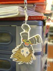 My Sora Keychain by bltzAori