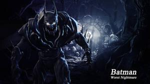 Batman Worst Nightmare Wallpaper by BatmanInc
