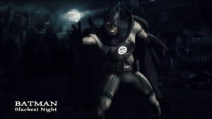 Batman Blackest Night Wallpaper by BatmanInc