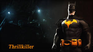 Batman (Thrillkiller) Wallpaper by BatmanInc