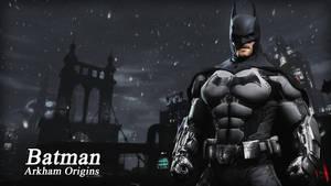 Batman Arkham Origins Wallpaper by BatmanInc