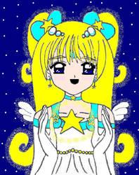 Angel Princess Celestial by xPrincessxSerenityx