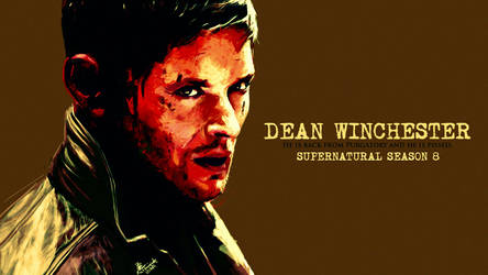 Dean Winchester by amitawaghade