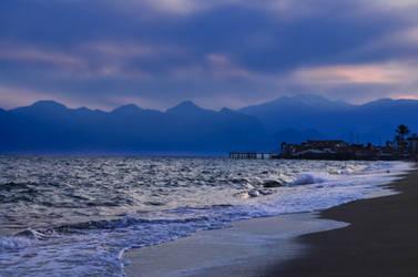 Seaside by GuoYali