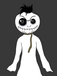 Ghost by CreepypastaJTK
