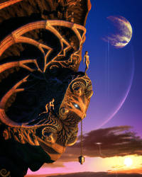 Stellar Oracle by Hel1x