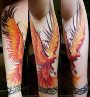 My Phoenix by onesummerago