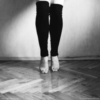 Noiseless steps by onesummerago