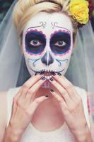 Death's bride III by onesummerago