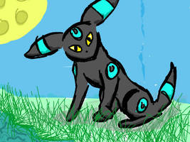 and than a colors umbreon... by okamidenchibi4747