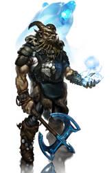 CHAR troll by WIDESHOT-DESIGN