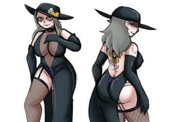 Commission - Shadow Sae Cosplay by DinoBirdOfDoom