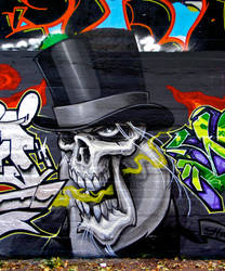 Graffiti 6 by cmdpirxII