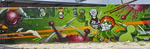Graffiti 162 by cmdpirxII