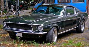 Mustang 4 by cmdpirxII