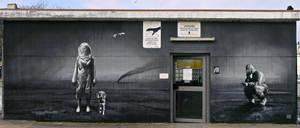 Graffiti 521 by cmdpirxII