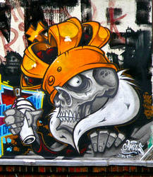 Graffiti 560 by cmdpirxII