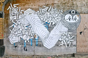 Streetart 907 by cmdpirxII