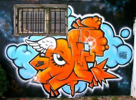 Graffiti 934 by cmdpirxII