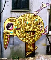 Graffiti 1016 by cmdpirxII