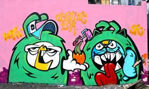 Graffiti 1041 by cmdpirxII