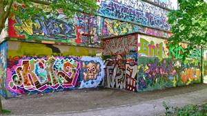 Graffiti 1077 by cmdpirxII