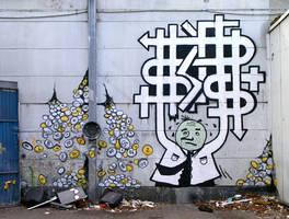 Graffiti 1317 by cmdpirxII