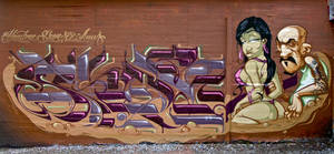 Graffiti 1431 by cmdpirxII