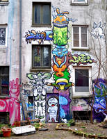 Graffiti 1768 by cmdpirxII